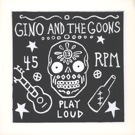 Gino And The Goons - Gino And The Goons