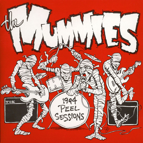 Mummies, The - 1994 Peel Sessions