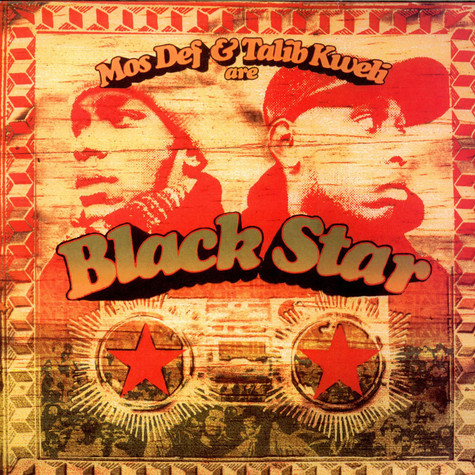 Black Star - The Instrumentals