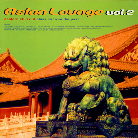 V.A. - Asian Lounge Vol. 2