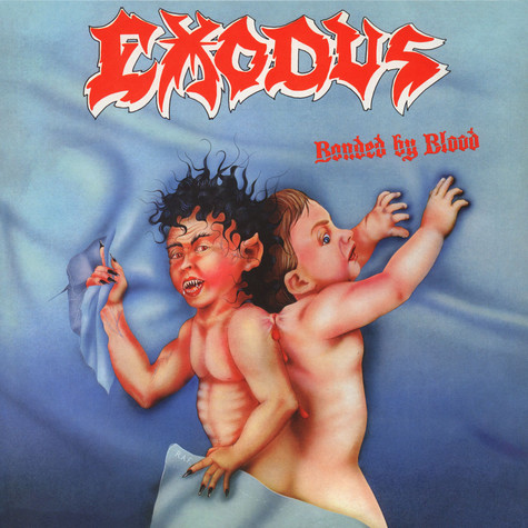 Exodus - Boned By Blood Colored Vinyl Edition