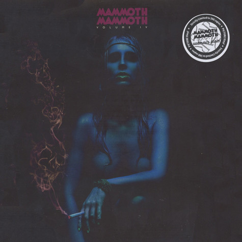 Mammoth Mammoth - Volume IV: Hammered Again Picture Disc Edition