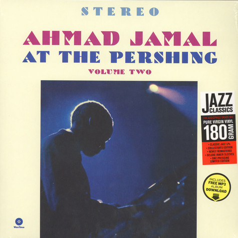 Ahmad Jamal - At The Pershing Lounge