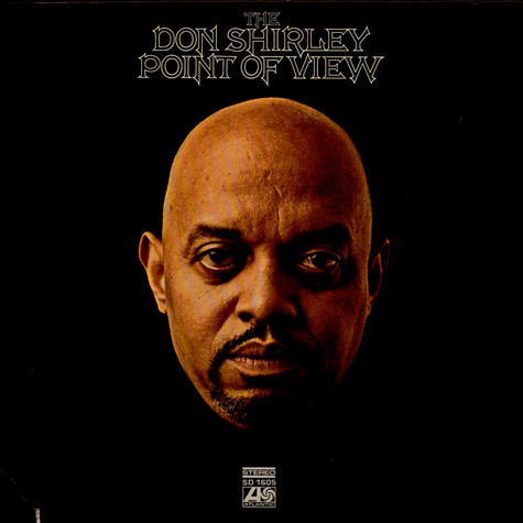 Don Shirley - The Don Shirley Point Of View