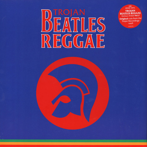 V.A. - Trojan Beatles Reggae Volume 2 - The Blue Album