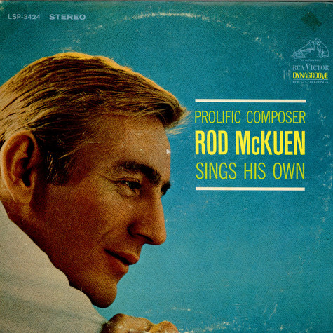 Rod McKuen - Prolific Composer Rod McKuen Sings His Own