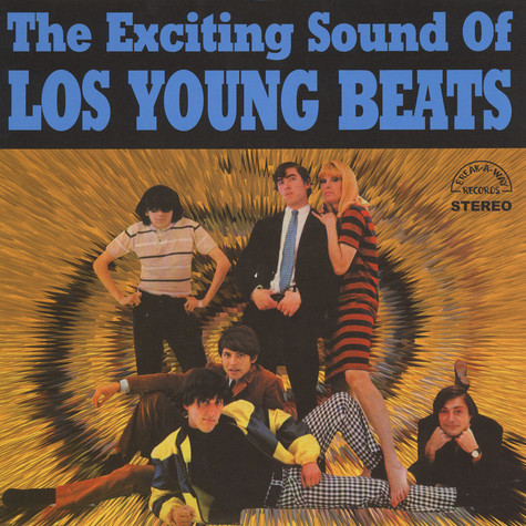 Los Young Beats - The Exciting Sound Of