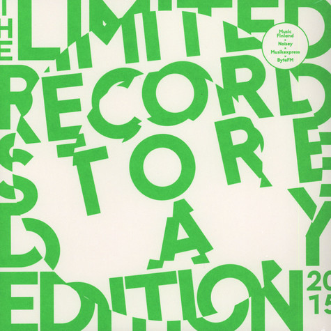 Music Finland X Noisey X Musikexpress X Bytefm - The Limited Record Store Day Edition