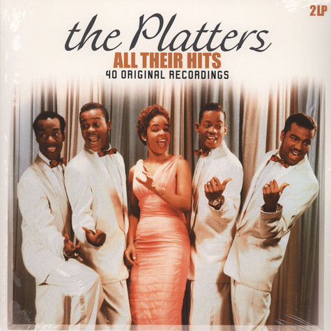 Platters, The - All Their Hits