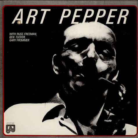 Art Pepper - Art Pepper