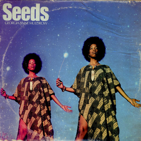 Georgia Anne Muldrow - Seeds