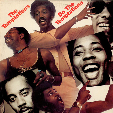 Temptations, The - Do The Temptations