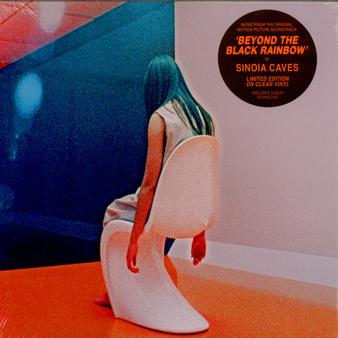 Sinoia Caves - Beyond The Black Rainbow