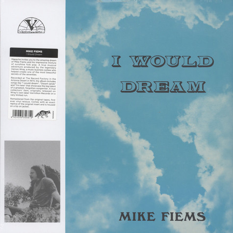 Mike Fiems - I Would Dream