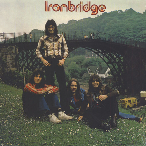 Ironbridge - Ironbridge Black Vinyl Edition