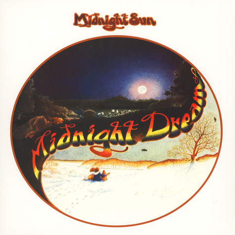Midnight Sun - Midnight Dream Colored Vinyl Edition