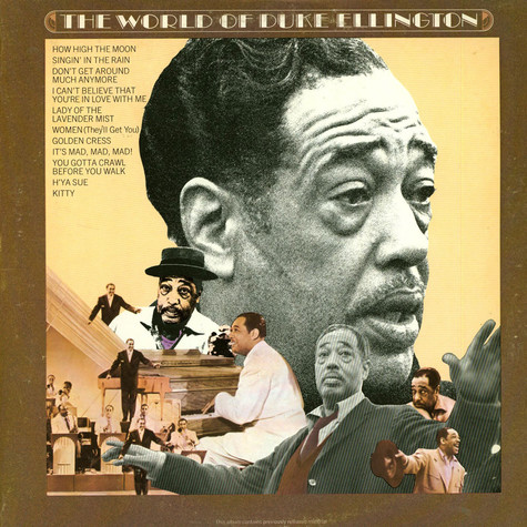 Duke Ellington - The World Of Duke Ellington