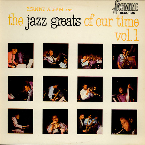 Manny Albam - The Jazz Greats Of Our Time Vol. 1