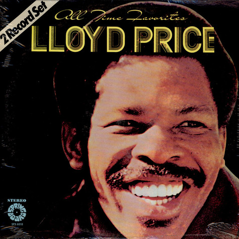 Lloyd Price - All Time Favorites