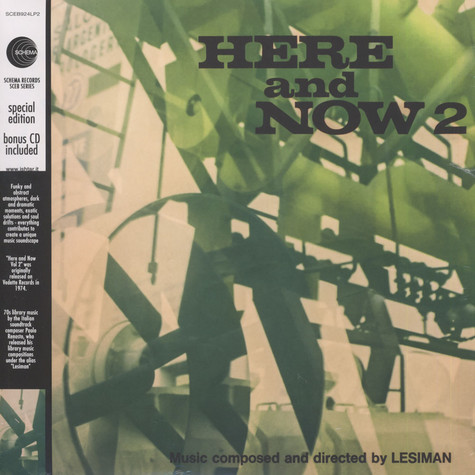 Lesiman - Here & Now Volume 2