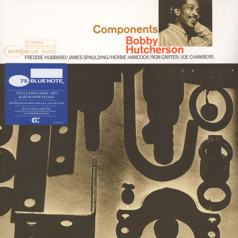 Bobby Hutcherson - Components Back To Blue Edition