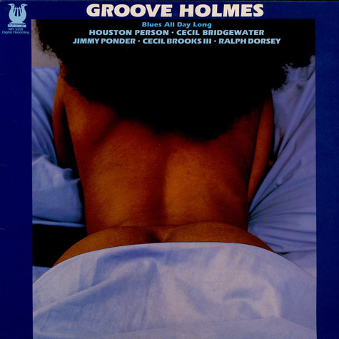 "Richard ""Groove"" Holmes - Blues All Day Long"