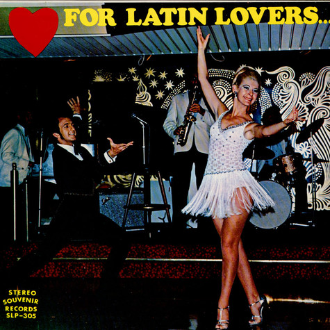 Hillarys, The - For Latin Lovers