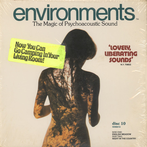 Irv Teibel - Environments (Totally New Concepts In Sound - Disc 10)