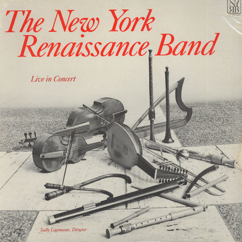 The New York Renaissance Band - Live In Concert