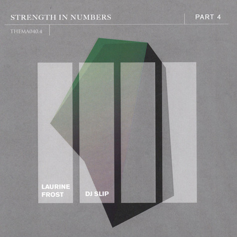Laurine Frost / DJ Slip - Strength In Numbers Part 4