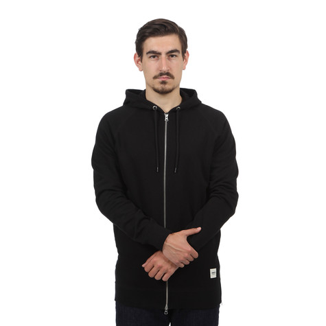 Wemoto - Albany Sweat Long Hooded Zipper