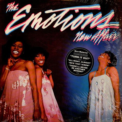 Emotions, The - New Affair