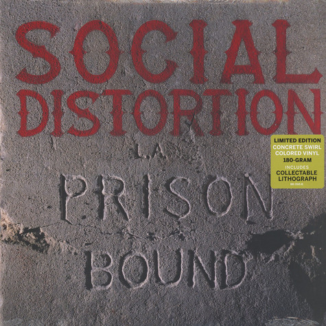 Social Distortion - Prison Bound Deluxe Edition