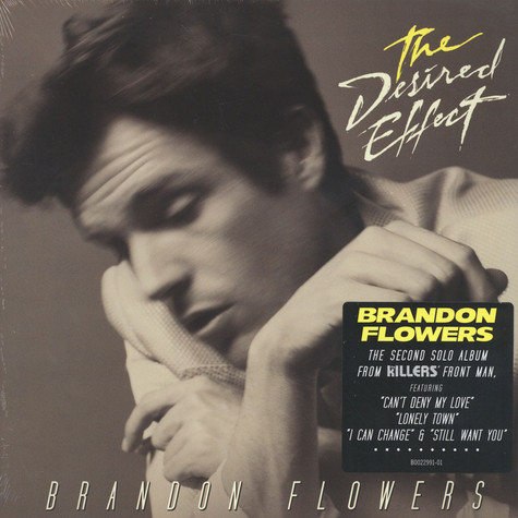 Brandon Flowers - Desired Effect