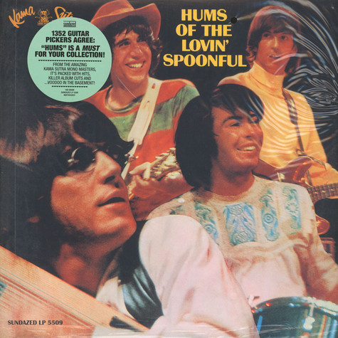 Lovin Spoonful, The - Hums Of The Lovin Spoonful