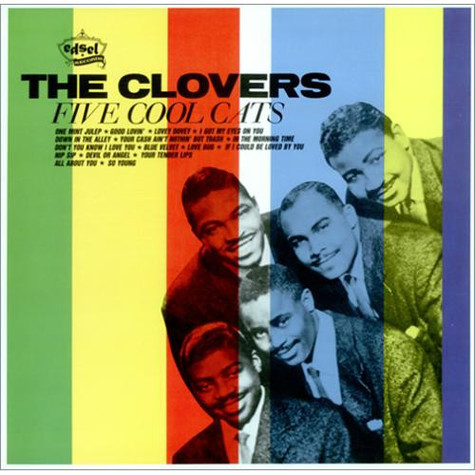 Clovers, The - Five Cool Cats