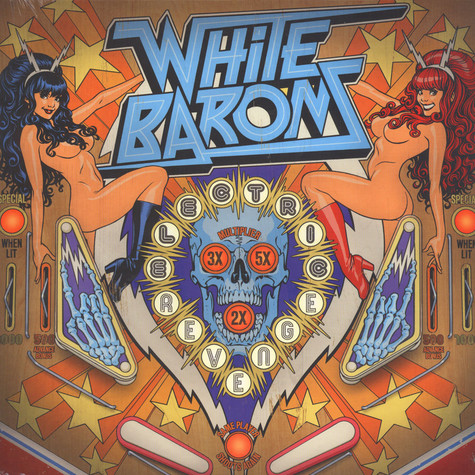 White Barons - Electric Revenge