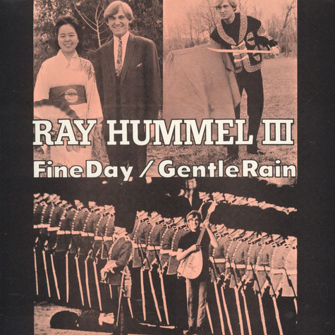 Ray Hummel III - With The Legends - Fine Day Picture Sleeve Fenton