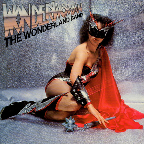 Wonderland Band, The - Wonder Woman