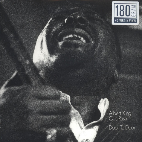 Albert King & Otis Rush - Door To Door 180g Vinyl Edition