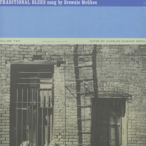 Brownie Mcghee - Traditional Blues Part Two