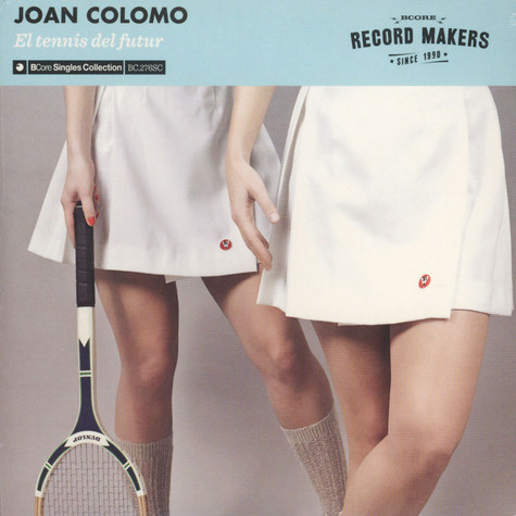 Joan Colomo - El Tennis Del Futur