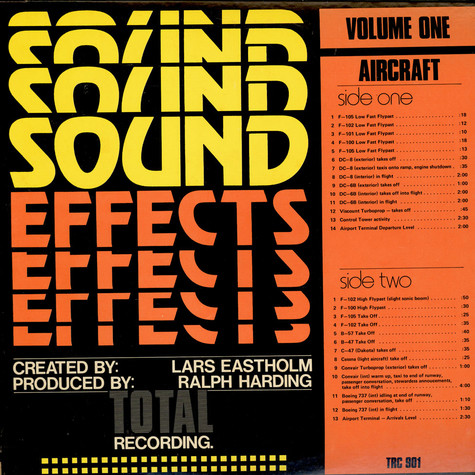 Lars Eastholm - Aircraft