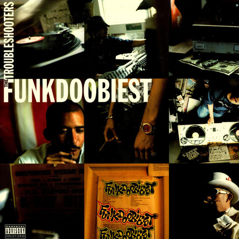 Funkdoobiest - The Troubleshooters