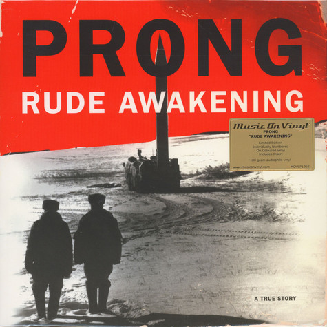 Prong - Rude Awakening Red Vinyl Edition