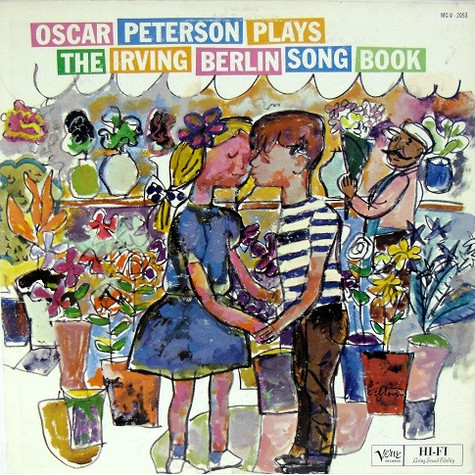 Oscar Peterson - Plays The Irving Berlin Song Book