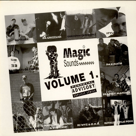V.A. - Magic Sounds Volume 1