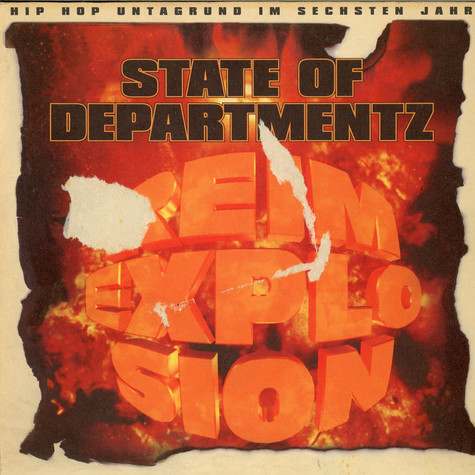 State Of Departmentz - Reimexplosion