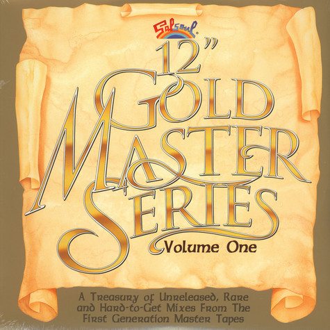 "V.A. - 12"" Gold Master Series Volume One"