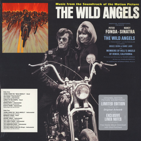 V.A. - OST The Wild Angels